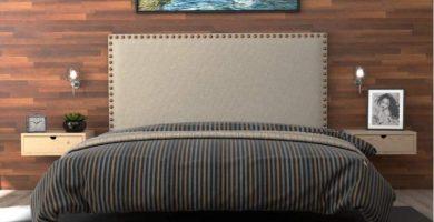 comparativa y análisis de cabeceros de cama con tachuelas